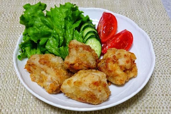 阿波尾鶏塩唐揚