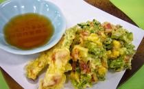 春の天ぷら2種