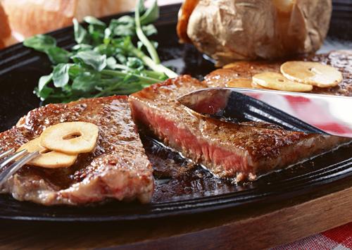 牛ステーキの焼き方