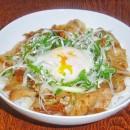 スタミナ豚生姜焼丼
