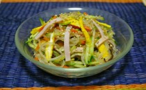 中華風春雨サラダ