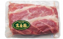 お肉deお手軽キッチン 高座豚肩ロースブロック