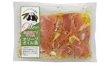 お肉deお手軽キッチン新商品「オリーブオイル漬」3月1日発売!