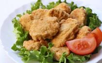 鶏ムネ肉と豆腐のやわらかチキンナゲット