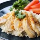 ゆで鶏で作る 簡単カオマンガイ