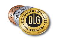 2018年DLG「ドイツ国際品質競技会」金賞6品受賞!