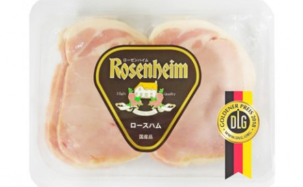 DLG「ドイツ国際品質競技会」金賞6品受賞!ローゼンハイム受賞記念販売のお知らせ