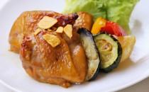 ガーリックチキンと彩り野菜のグリル(新商品)