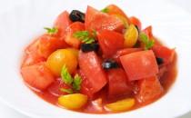 トマト味わうリコピンサラダ