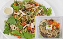 1/3日分の野菜が摂れる根菜と雑穀のディッシュサラダ