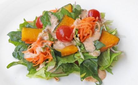 4月ローゼンハイム「野菜を食べよう!新作サラダキャンペーン」のご案内