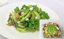 スーパーフードを食べる25品目ディッシュサラダ