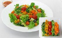 1日分の緑黄色野菜が摂れるディッシュサラダ