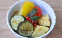 グリル野菜のオイルマリネ