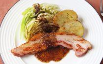 3月の新作レシピ「春野菜を使った肉料理」