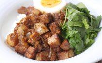 焼豚で魯肉飯(ルーローファン)~おうちで簡単台湾飯~