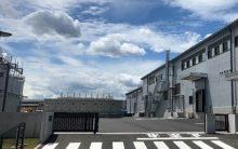 新狭山工場が竣工、10月より操業を開始